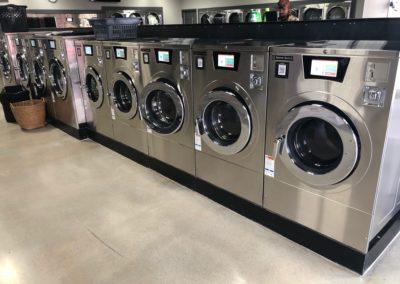 Finished Back Row Washers
